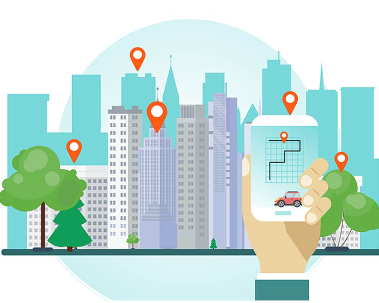 One more step towards success: Geolocation